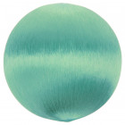 12 Boules en fil scintillant vert menthe 3 cm