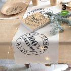 Chemin de table Coton 100% Nature 3 mètres