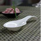 Cuillère verrine chinoise blanche Par 30 Recyclable - réutilisable