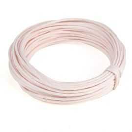 Corde en papier laitonné rose 10 mètres
