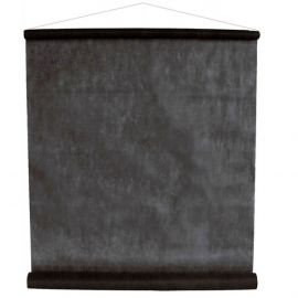 Tenture de salle noire 0,70 x 8 mètres