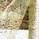 Chemins de table Glitter Or