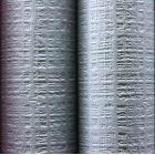 Nappe papier tendance lin gris béton 5 mètres