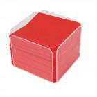 Distributeur mini-serviettes de table 20 cm x 20 cm