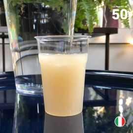 Gobelet cristal transparent 12 cl. Recyclable. Par 50.