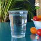 Gobelet PLA biodégradable et compostable 20 cl. Par 50.