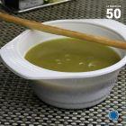 50 Bols chaleur 37 cl. Lavables - Réutilisables.