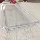 Plateau plastique rectangulaire prestige