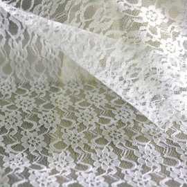 Chemins de table Romantique blanc