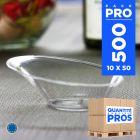 500 Verrines cup 5 cl. Recyclables - Réutilisables