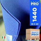 1440 Serviettes 38 cm x 38 cm bleu marine Soft 2 plis.