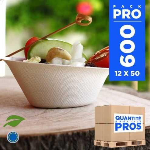 600 Verrines Bio fibres Cup.
