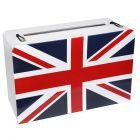 Tirelire Angleterre tricolore