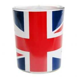 Photophore Angleterre tricolore