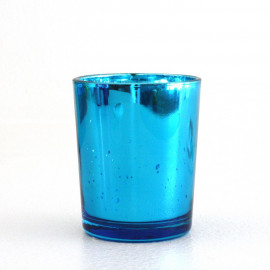 Photophore de table Turquoise