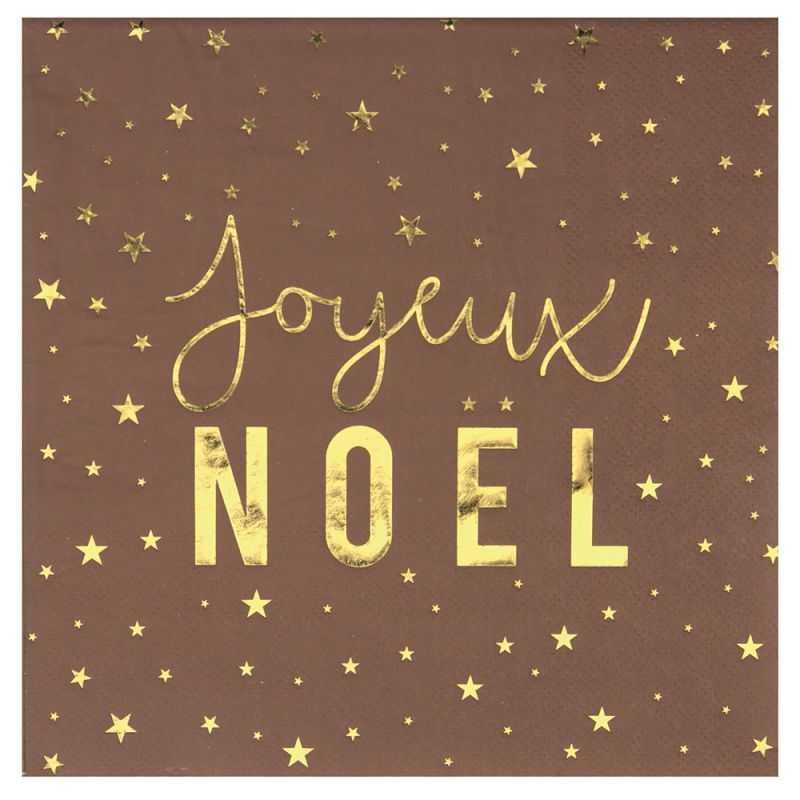 Joyeux Anniversaire Serviettes serviettes 16 x 3 Plis Ruban /& motif étoiles 33 cm x 33 cm