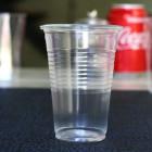 Gobelet plastique transparent 23 cl