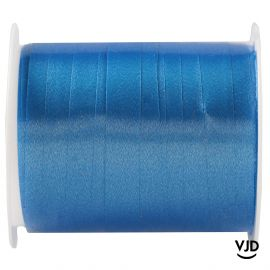 Bolduc uni couleur bleu. Bobine 10 mètres