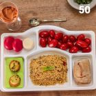 Pack 50 personnes Plateau repas premium
