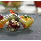 Verrine apéritive Origami