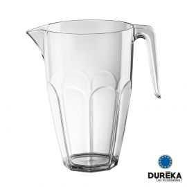 Carafe transparente incassable, réutilisable 2,25 L