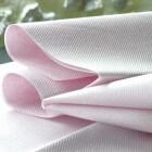 Chemins de table rose poudre