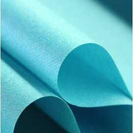 Chemins de table turquoise