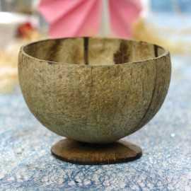 Coupelle noix de coco