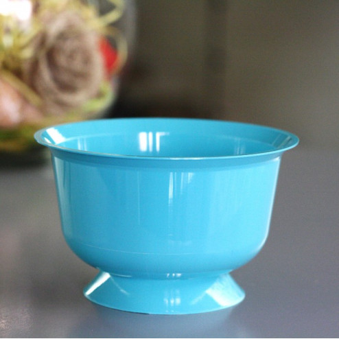 Coupelles turquoise