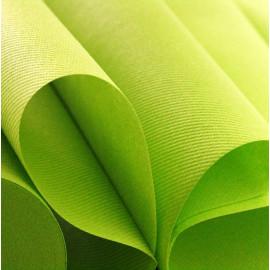 Chemins de table vert anis
