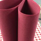 Serviette tendance Lin Bordeaux 40 x 40 par 50