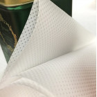 Serviettes Ethik chic 40 x 40 Blanc