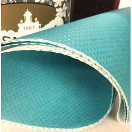 Serviettes Ethik chic 40 x 40 Bleues