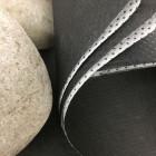 Serviettes Ethik Chic 40 x 40 Granit