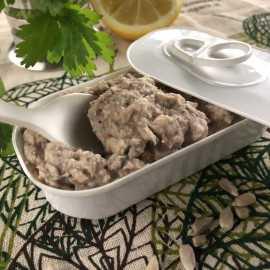 Boite sardines apéritive blanche. Recyclable. Réutilisable. Par 10