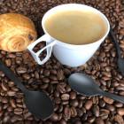 Tasse café blanche 15 cl.