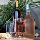 Pack 96 verres à vin cristal 16 cl