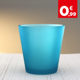 Photophore de table Summer Turquoise