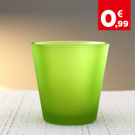 Photophore de table Summer vert lime