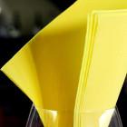 1440 Serviettes jaune 38cmx38cm Soft 2 plis