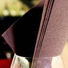 1440 Serviettes chocolat 38cmx38cm Soft 2 plis