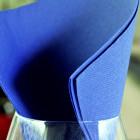 1440 Serviettes bleu marine 38cmx38cm Soft 2 plis