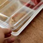 200 Plateaux repas 5 cases + couvercles Recyclables - réutilisables