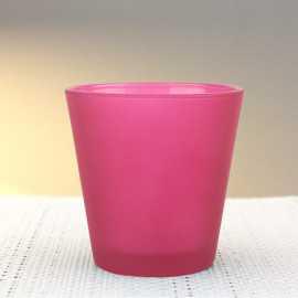 Photophore de table summer Fuchsia
