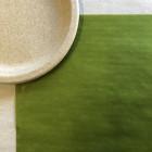 Sets de table papier kraft vert 30x40 cm Par 500