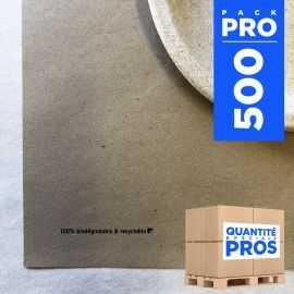 Sets de table papier recyclé Biodégradable 30x40 cm par 500