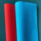 Serviette en non-tissé Bleu Canard 40 x 40cm