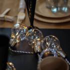 Guirlande lumineuse 3,60m 10 ampoules LEDS