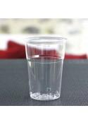 Gobelet plastique cristal transparent 12 cl
