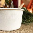 1000 coupelles hautes 32cl biodégradables et compostables